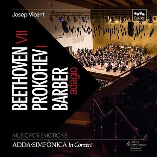 Dos discos de ADDA Simfònica son incluidos para consideración en la 21ª entrega anual del Latin Grammy