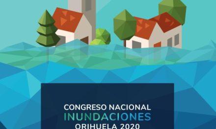 Orihuela celebrará el Congreso Nacional de Inundaciones los días 10 y 11 de septiembre