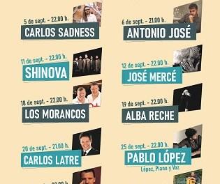 El ciclo Música y Sal de Torrevieja cierra su cartel con una programación para todos los públicos