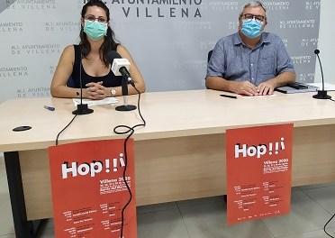 El festival de circ HOP¡¡!  de Villena celebra la seua quarta edició garantint diversió i seguretat