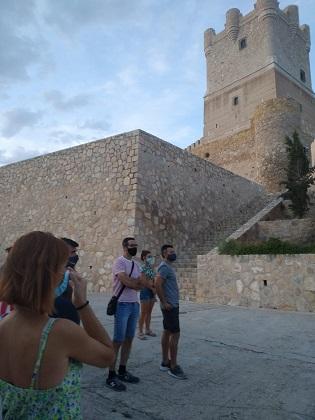 Turisme de Villena organitza visites i rutes guiades durant el mes d'agost