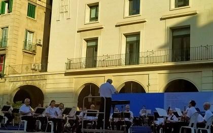 L'Ajuntament d'Alacant aprova la compra de nous instruments per a la Banda Municipal per més de 88.000 euros