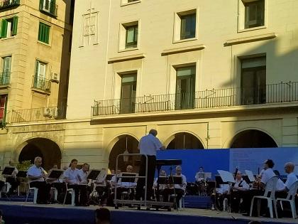 El Ayuntamiento de Alicante aprueba la compra de nuevos instrumentos para la Banda Municipal por más de 88.000 euros