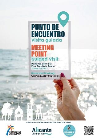 Más de un millar de personas han contratado las vistas guiadas gratuitas del Patronato de Turismo de Alicante este verano