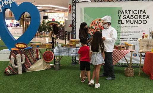 L'Aljub de Elche lanza una campaña para acercar la cocina internacional a todos los bolsillos
