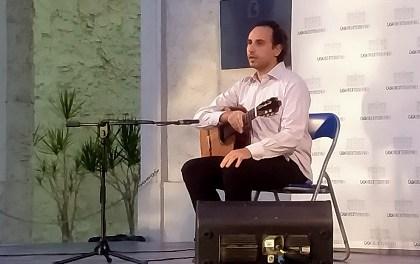 Lunes de conciertos: OMAR JAMMOUL, un guitarrista sirio rememorando la música del Mediterráneo