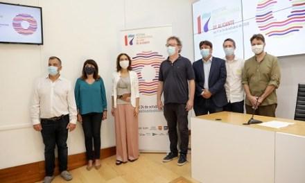 La Diputación acoge la presentación del Jurado del 17 Festival de Cine de Alicante presidido por Rosana Pastor
