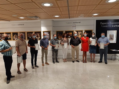 Inauguran la exposición del XXV Concurso de Fotografías de Semana Santa de Elche