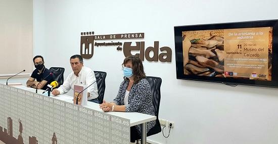 L'Ajuntament d'Elda edita un llibre que recopila les ponències de l'II Congrés de Patrimoni Històric-Cultural del Vinalopó