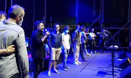 """La banda alicantina """"Gran Angular"""" consigue el primer premio en la final del certamen de promoción """"Emerge Alicante"""""""