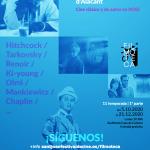 La Filmoteca de Sant Joan d'Alacant  durante el mes de octubre