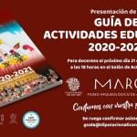 El MARQ apuesta por las nuevas tecnologías e incluye talleres online en la nueva Guía Didáctica de este curso