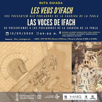 La Pobla Medieval de Ifach se abre al público este sábado para difundir sus últimos hallazgos arqueológicos