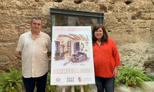 Vuelve el Otoño Hernandiano para celebrar en Orihuela a Miguel Hernández en el aniversario de su nacimiento