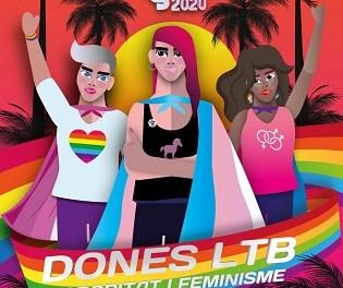 La setmana de l'Orgull LGTBI d'Elx posa el focus reivindicatiu sobre les dones del col·lectiu