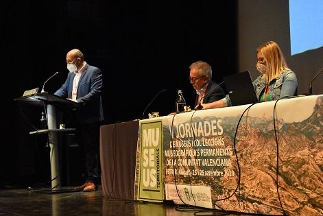 Petrer reuneix a prop de 120 professionals de l'àmbit dels museus de tota la Comunitat Valenciana