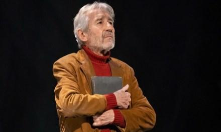 """José Sacristán regresa al Teatro Chapí de Villena con """"Señora de rojo sobre fondo gris"""" de Miguel Delibes"""