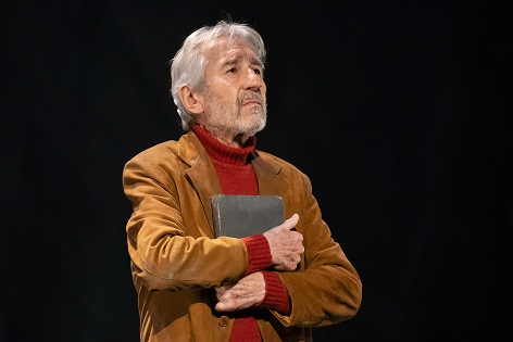"José Sacristán torna al Teatre Chapí de Villena amb ""Señora de rojo sobre fondo gris"" de Miguel Delibes"