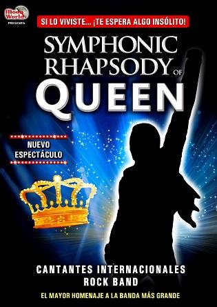 """""""Rhapsody of Queen"""" s'ajorna a abril 2021 en el Teatre Principal i es transforma en un nou espectacle """"Symphonic Rhapsody of Queen"""""""