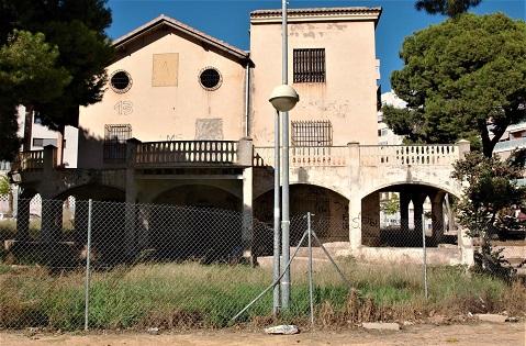 El Ayuntamiento de Alicante inicia las obras de reforma de la Casa de Gabriel Miró con una inversión de medio millón de euros