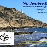 """El Ayuntamiento de Alicante lanza el programa de senderos """"Noviembre Este"""" entre el Benacantil y el Cabo de la Huerta"""