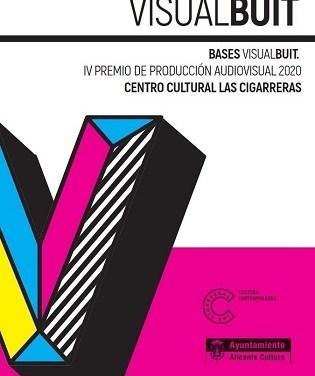 El Ayuntamiento de Alicante va a convocar el concurso VisualBuit de creación audiovisual en Cultura