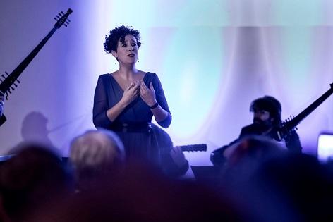 La soprano Èlia Casanova presenta en Altea su CD L'universo sulla pelle junto a La Tendresa