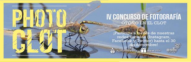 El Paraje Clot de Galvany de Elche retoma el concurso Photoclot y celebra el Día de las Aves con diferentes actividades