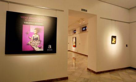 L'obra de Virginia Manero arriba al Palau Provincial amb la mostra 'Vidas encontradas: de cuerpos y almas'