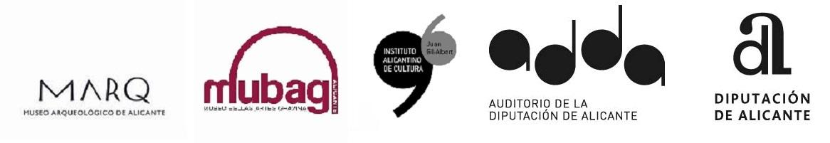 Agenda cultural de la Diputación de Alicante del 9 al 15 de noviembre