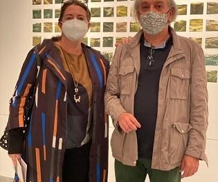 Ja es pot visitar a la Casa de Cultura de El Campello la mostra «Silencios de autor» de Jorge Llopis