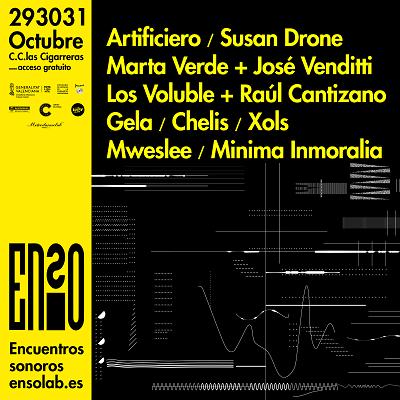 El Festival ENSO descubre su cuarta edición en el Centro Cultural Las Cigarreras de Alicante