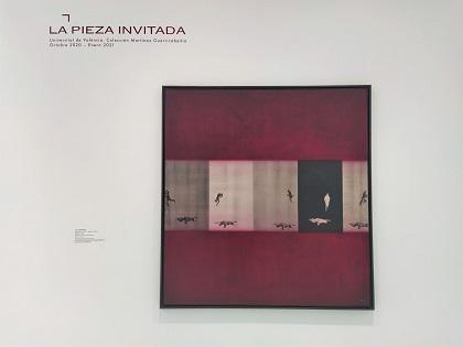 """El Museo de Arte Contemporáneo de Alicante expone una obra de Genovés como """"Pieza Invitada»"""