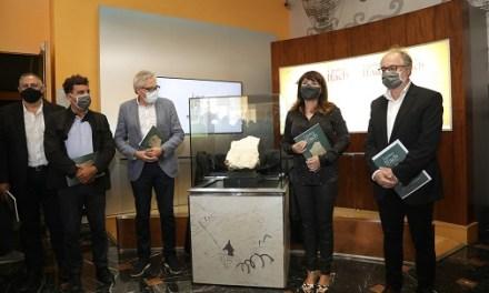 El MARQ inaugura la muestra 'El caballero de Ifach' con una pieza del siglo XIV hallada en el yacimiento