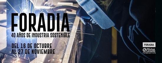 Foradia, 40 años de industria sostenible en Alcoy