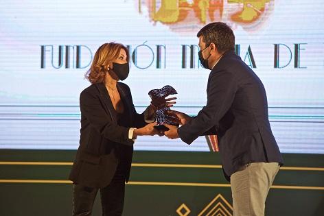 Fundación Mutua Levante recibe el Premio al Mecenazgo Artístico y Cultural del Consejo social de la Universidad de Alicante