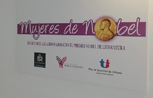 """La Biblioteca Municipal María Moliner de Orihuela celebra el Día de la Mujer Escritora con la exposición """"Mujeres Nobeles"""""""