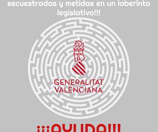 Les sales privades de música en directe de la Comunitat Valenciana necessiten EQUITAT i solucions a la seua inestable situació