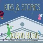 """Las funciones de """"KIDS & STORIES"""" previstas para octubre se aplazan a enero de 2021"""