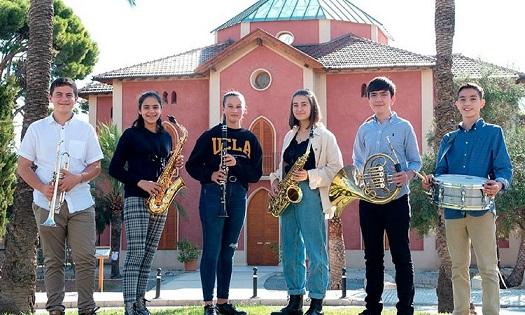 Las bandas de música de Altea y sus nuevos miembros se convierten en los protagonistas del fin de semana