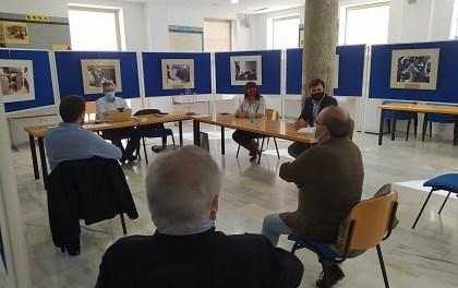 La Diputación de Alicante mantiene su respaldo a la Fundación Cultural de la Comunidad Valenciana Miguel Hernández