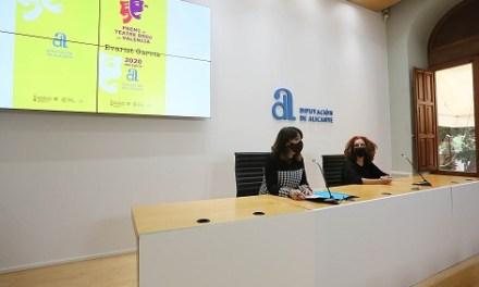 Amparo Vayá es converteix en la primera dona que guanya el Premi Evarist Garcia de Teatre Breu de la Diputació d'Alacant
