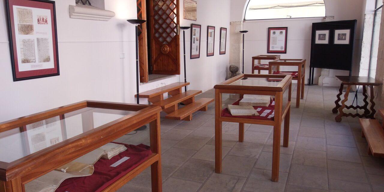 El Archivo Municipal de Ibi recibe una subvención de 9.313 € de la Conselleria de Cultura