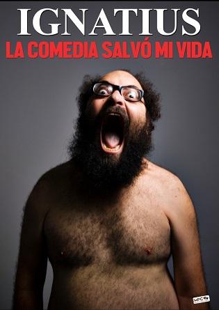 """Ignatius Farray vuelve al Teatro Principal, con su nuevo show """"La comedia salvó mi vida"""""""