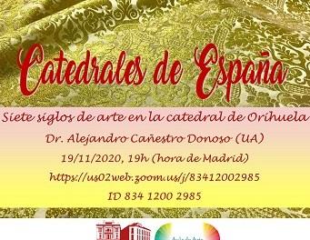 La Seu Universitària Ciutat d'Alacant organitza un cicle dedicat a les «Catedrals d'Espanya»