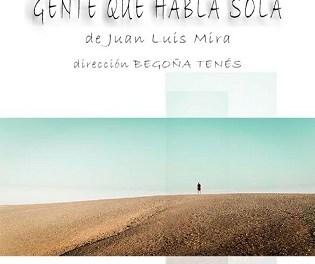 L'Aula de Teatre de la Universitat Permanent de la UA estrena hui «Gente que habla sola»