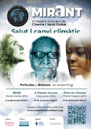 La Universidad de Alicante participa en la Jornada Mirant, una muestra para reflexionar sobre salud global a través del cine