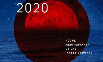 La Universidad de Alicante presenta una amplia programación online para la Noche Mediterránea de la Investigadoras- Mednight 2020