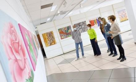 L'Associació Crearte exposa a l'Alfàs dins del cicle cultural Juno a la Tardor