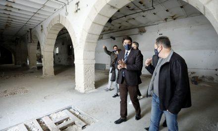 L'equip redactor del pla director de Las Cigarreras inicia els treballs per a rehabilitar les antigues instal·lacions Tabaquera